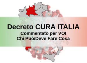 coronavirus decreto cura italia commentato www.coopwell.it