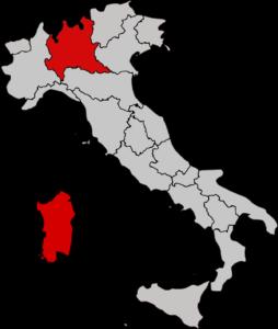 coronavirus Sardegna vs Lombardia www.coopwell.it