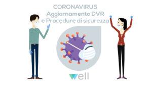 aggiornamento dvr coronavirus coopwell.it well consulenza formazione aziende cooperative Sardegna