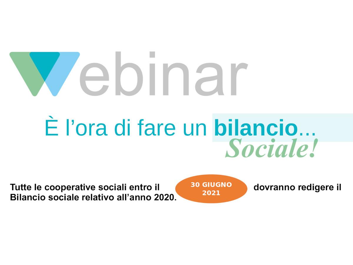 Well Cagliari webinar bilancio sociale 21 aprile 2021