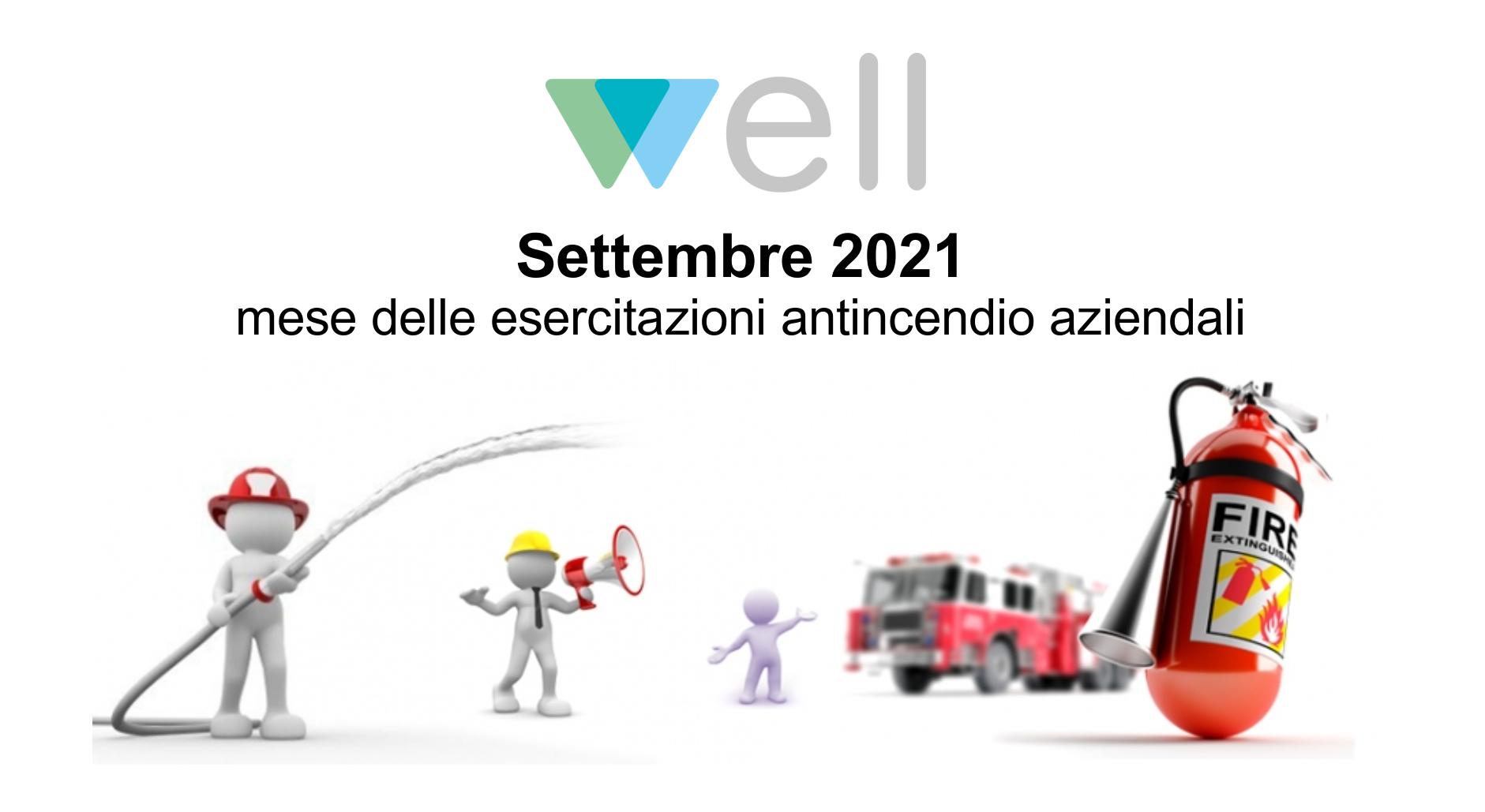 well consulenza formazione supporto aziende cooperative esercitazioni esodo evacuazione antincendio Cagliari Sardegna Italia
